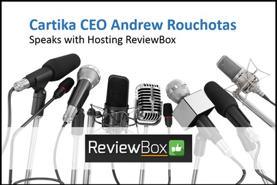 Cartika Hosting ReviewBox IaaS