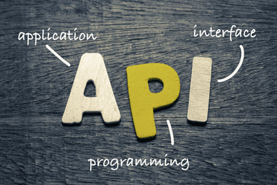 Using APIs for IaaS
